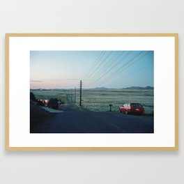 Prescott Valley Framed Art Print