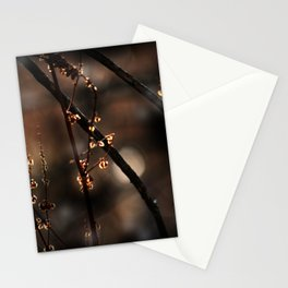 Forest Shadow Spirits Stationery Cards