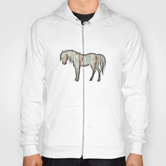 Wooden horse Hoody
