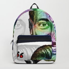 JR Bob Dobbs Backpack