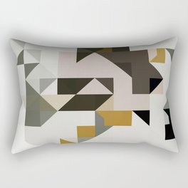 color story - primordial  Rectangular Pillow