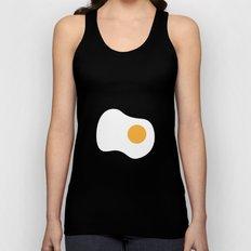 #2 Egg Unisex Tank Top