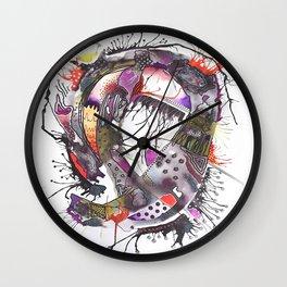 Abstract Explorations 7 Wall Clock