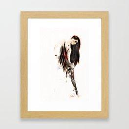 Aspect Framed Art Print