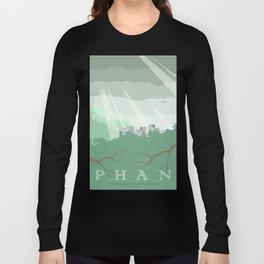 Planet Exploration: Phan Long Sleeve T-shirt