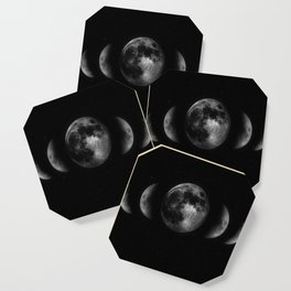Phases Of The Moon Coaster