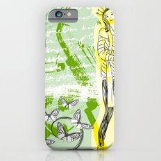 Unhappy Girl Slim Case iPhone 6s