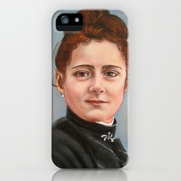 Saint Therese the  Little Flower iPhone Case