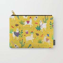 Alpacas & Maracas  Carry-All Pouch