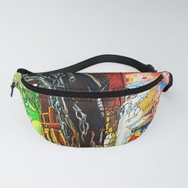 Ancient Pair Fanny Pack
