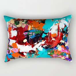Journey to the Center of the Earth Rectangular Pillow