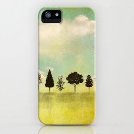 IN RANK AND FILE iPhone Case