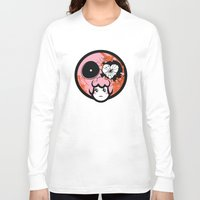 pagan Long Sleeve T-shirts featuring Pagan Helladay by Pagan Holladay
