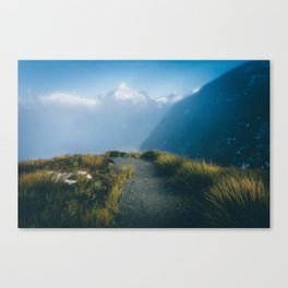 Paths Well Worn Canvas Print