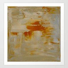 Gold Rush Art Print