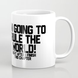 After This Chapter Coffee Mug