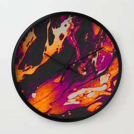 ALONE IN KYOTO Wall Clock