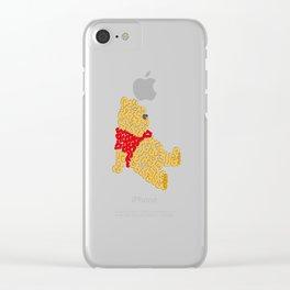 Winnie Clear iPhone Case