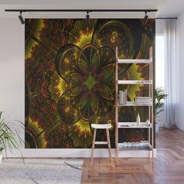 Floweriser XX Wall Mural