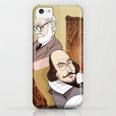 Freud analysing Shakespeare iPhone 5c Slim Case