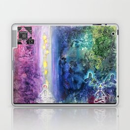 Hydrogen Laptop & iPad Skin