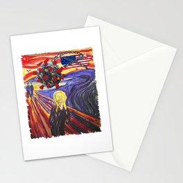 COVIDSCREAM Stationery Cards