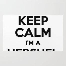 I cant keep calm I am a HERSHEL Rug