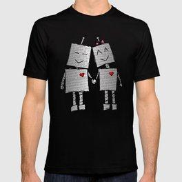 Lovebots Doodle T-shirt