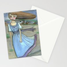 The Calm Before the Storm Stationery Cards