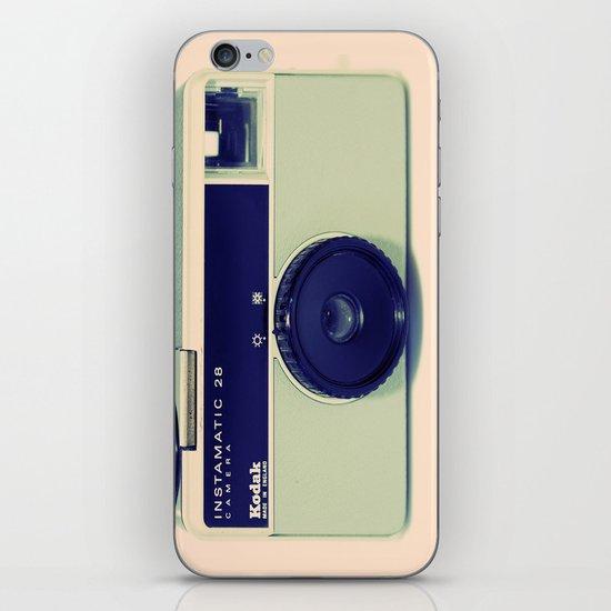Kodak Instamatic 28 iPhone & iPod Skin