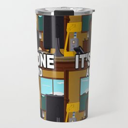 Beefcake Gone South Travel Mug