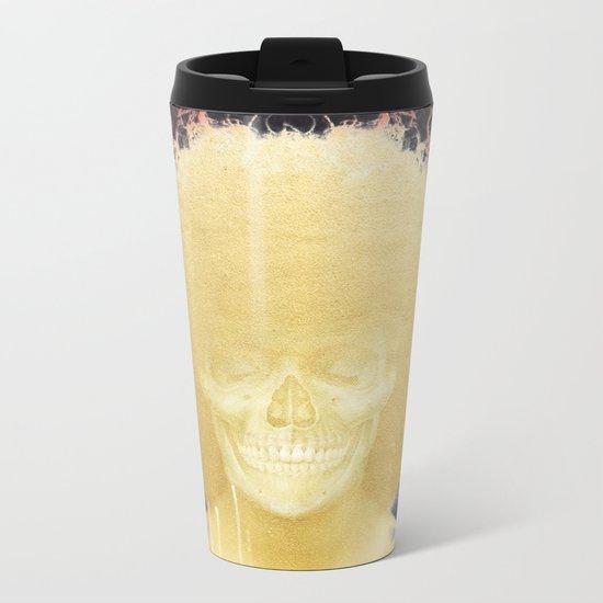 Phronemophobia  Metal Travel Mug