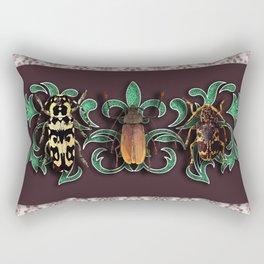 TRILOGY BEETLES II Rectangular Pillow