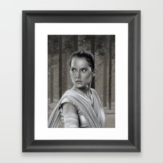 You Have That Power Too Framed Art Print