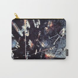 Concept Space Battle Carry-All Pouch