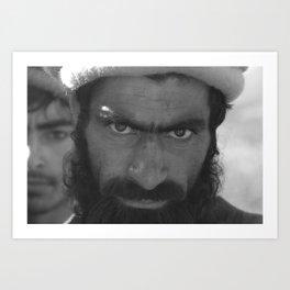 I am Pakistan Art Print