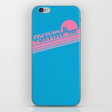 Fishtown Yacht Club iPhone & iPod Skin