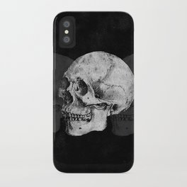 We Left As Skeletons  iPhone Case