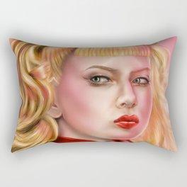 Wanda Woodward Rectangular Pillow