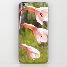 Single African Flower iPhone Skin