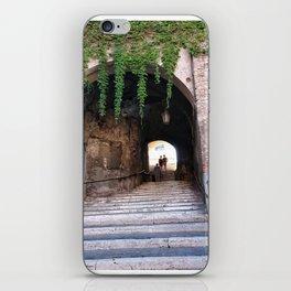 Escalinata iPhone Skin