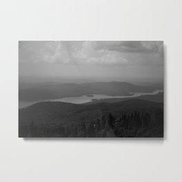 Mont-Tremblant, Canada Metal Print