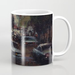 Life's Just a Cocktail Party on the Street Coffee Mug