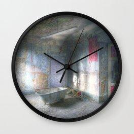 My new bathroom Wall Clock