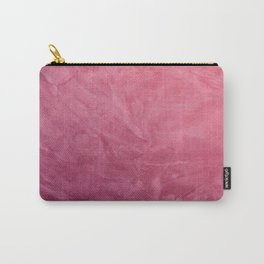 Venetian marble plaster purple Carry-All Pouch