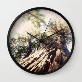 Too Tall Tree Wall Clock