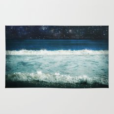 The Sound and the Silence Rug