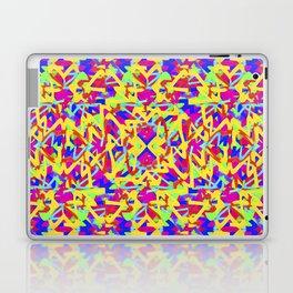 Multicolored Linear Pattern Design Laptop & iPad Skin