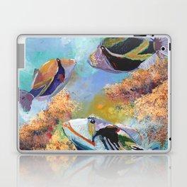 Humuhumu Tropical Fish 3 Laptop & iPad Skin