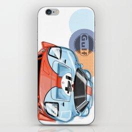 Automotive Art iPhone Skin